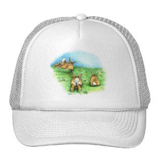 Three Little Binkies Trucker Hat