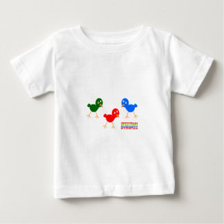 Three Little Birds Baby T-Shirt