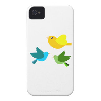 Three Little Birds iPhone 4 Case