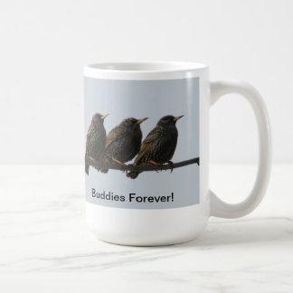 Three Little Birds Mug