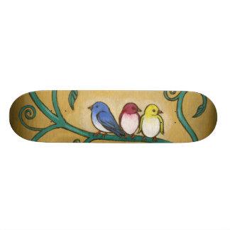 Three Little Birds Skateboard