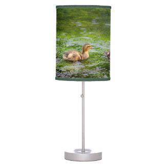 Three Little Ducklings Ducks Desk Lamp