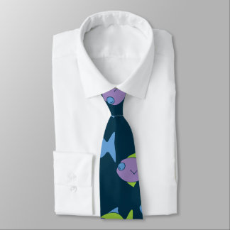 Three Little Fish Tie
