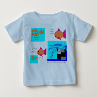 Three Little Fishes T Shirt