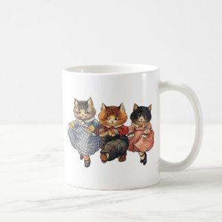 Three Little Kittens Coffee Mug