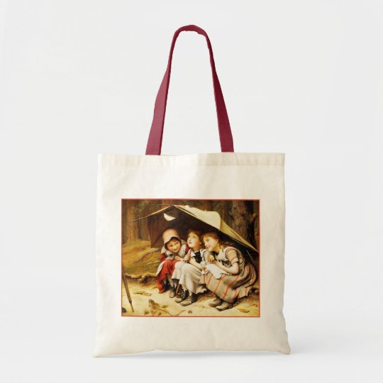 Three Little Kittens Tote Bag