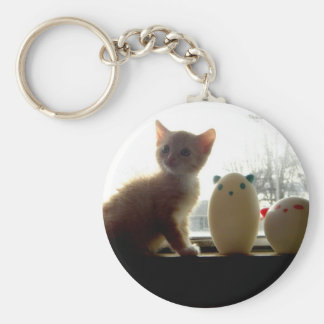 Three Little Kitties II Key Chains