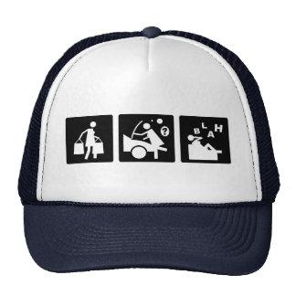 Three Little Pics - Women 11 Trucker Hat