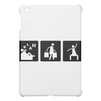 Three Little Pics - Women 2 Case For The iPad Mini