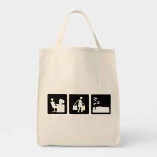 Three Little Pics - Women 3 Grocery Tote Bag