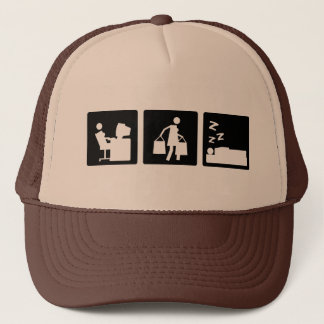 Three Little Pics - Women 3 Trucker Hat