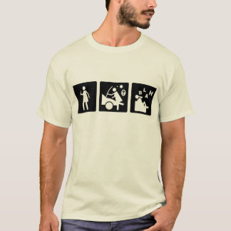 Three Little Pics - Women 7 T-Shirt