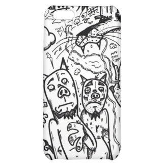 Three Little Pigs Case For iPhone 5C
