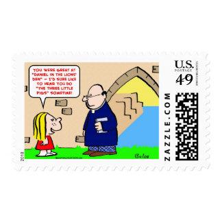 three little pigs church daniel stamps