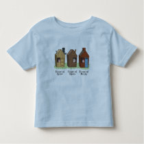 Three Little Pigs Kids' T-Shirt