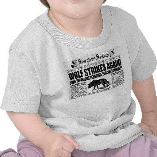 Three Little Pigs Shirts