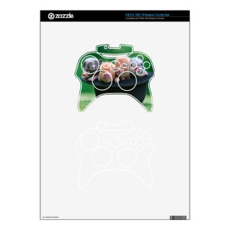 Three little pigs - three pigs - pig hat xbox 360 controller decal