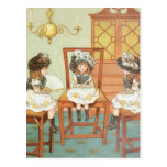 """""""Three Little Sisters"""" Post Cards"""