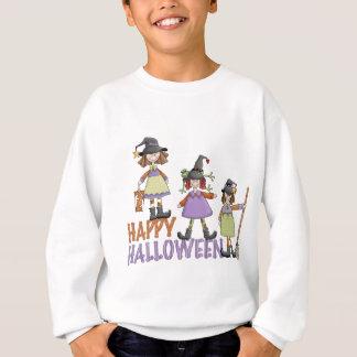 Three Little Witches Halloween Fun