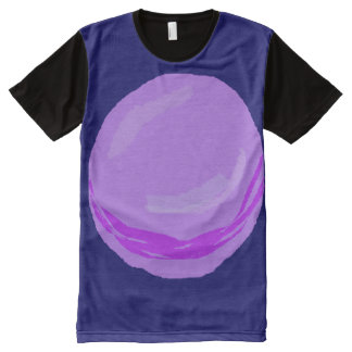 Three Macarons All-Over Print T-shirt