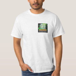 Three Magic Tales t-shirt