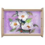 Three Magnolias Food Trays