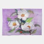 Three Magnolias Towels