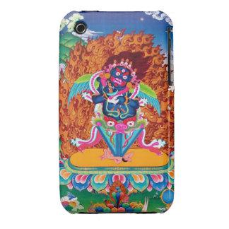 Three Major Saints Cool oriental Dorje Phurba iPhone 3 Covers