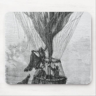 Three Men in a Gondola Mouse Pad