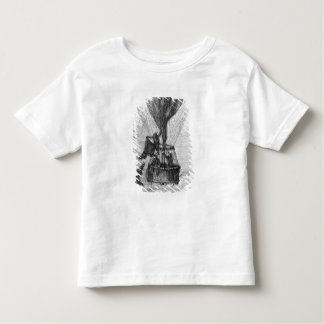 Three Men in a Gondola Toddler T-shirt