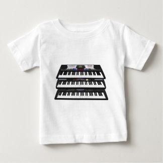 Three Modern Keyboards: Synthesizers: Tee Shirt