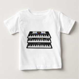Three Modern Keyboards: Synthesizers: T Shirt