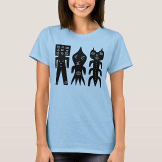 Three Monsters T-Shirt