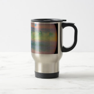 Three Moons Cast Shadows on Jupiter Coffee Mug