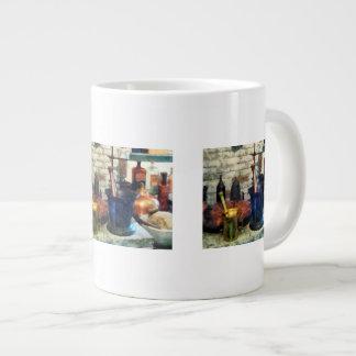 Three Mortar and Pestles Large Coffee Mug
