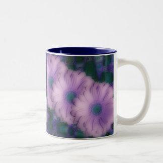 Three Two-Tone Coffee Mug