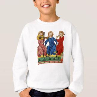 Three Muses for kids Sweatshirt