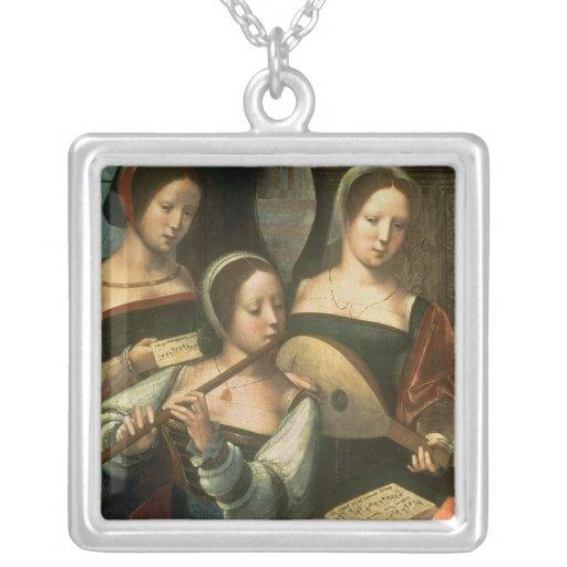 Three Musicians Custom Jewelry