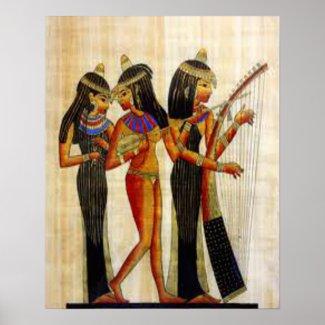 Three Musicians zazzle_print