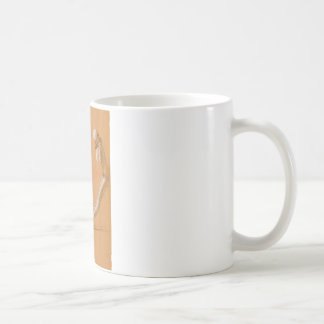 Three Nudes Pin Up Art Coffee Mug