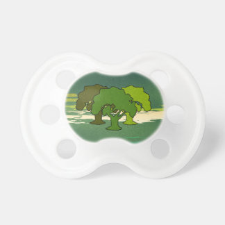 THREE OAK TREES PACIFIER
