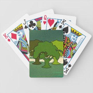 THREE OAK TREES CARD DECK