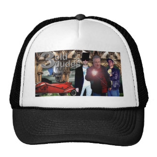 Three Old Dudes designed by Peter Hickey Trucker Hat