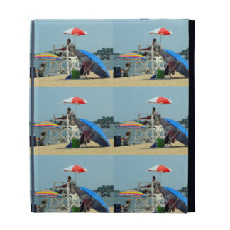 Three on the Beach iPad Folio Cover