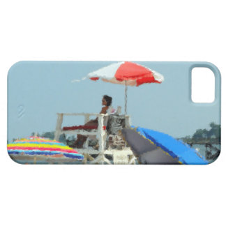Three on the Beach iphone 5 Case