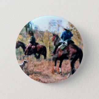 Three on trail button