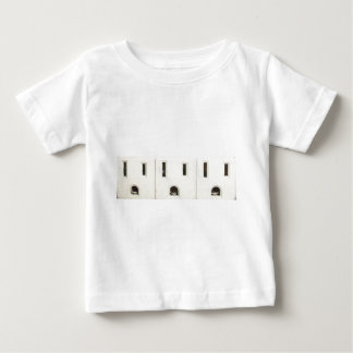 Three Outlets Baby T-Shirt