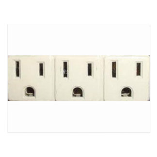 Three Outlets Postcard
