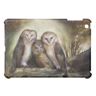Three Owl Moon Art Case for iPad Cover For The iPad Mini