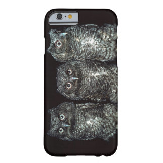three owls barely there iPhone 6 case